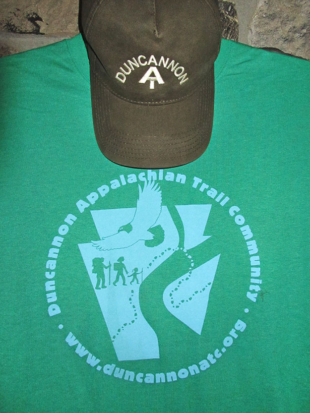 DATC Hat and T-Shirt