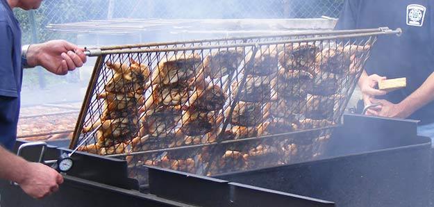 Duncannon Fire Company BBQ Chicken