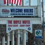 Doyle Hotel Signage
