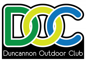 Duncannon Outdoor Club Logo