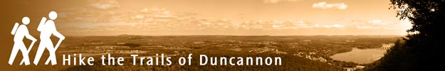 Hike Trails of Duncannon