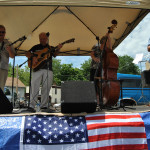 Walt Cryder and the Old Time Way performs at Duncannon Festival