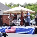 Walt Cryder musicians play Duncannon Festival