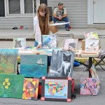 Joy Arts vendor at Duncannon Festival