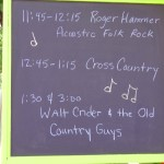 DATC Festival Live Music Schedule