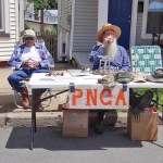 Pennsylvania Nut Grower Association vendor at Duncannon Festival