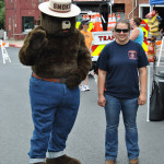 Smokey Bear at DATC Festival